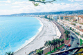 Nice Wide Beach France Package