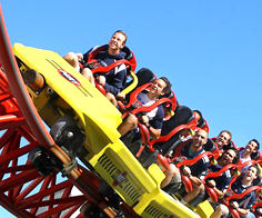 Orient Travels Offers Best Roller Coaster Ride Australia from AED 1899 per person
