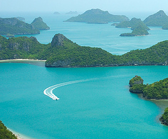 Koh Samui, Thailand Beautiful White Sand Beaches Tours Packages from AED 1099 per person